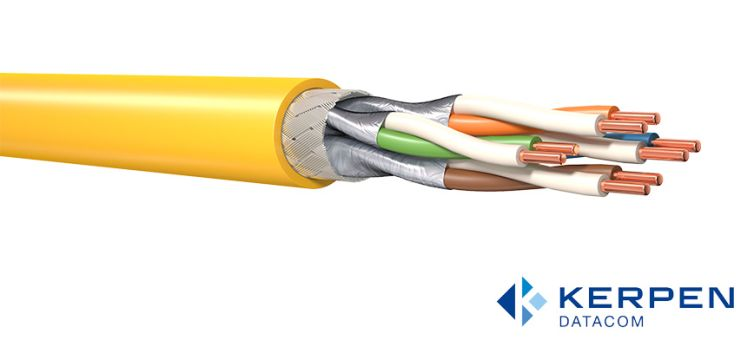 Category 7A S/FTP Cable