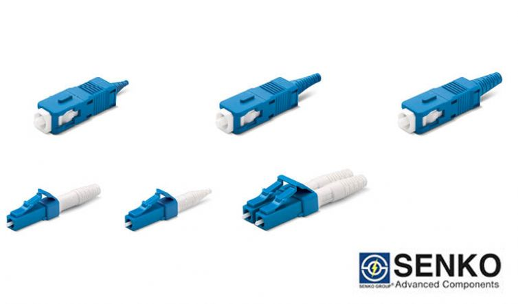 Fibre Optic Connectors (Epoxy/Polish)